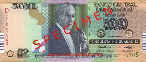 Paraguay_50000_front