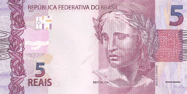 BRA 5 Front International Bank Note Society (IBNS) Banknote of 2013   Nominations