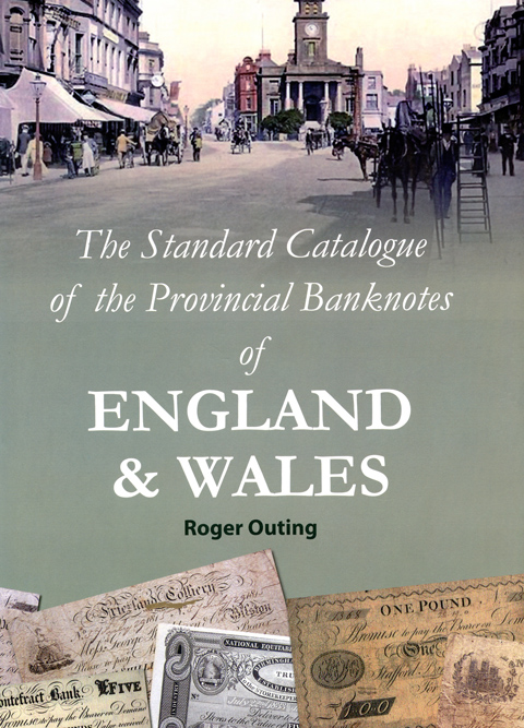 Standard Cataolog of Provincial Banknotes of England and Wales Cover