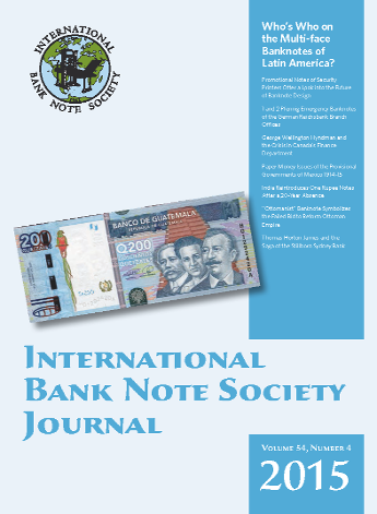IBNS Journal Cover: Volume 54 Issue 4