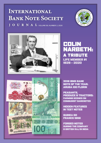 IBNS Journal Cover: Volume 59 Issue 2