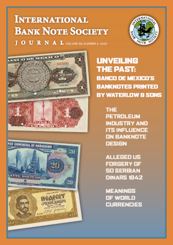 IBNS Journal Cover: Volume 59 Issue 4